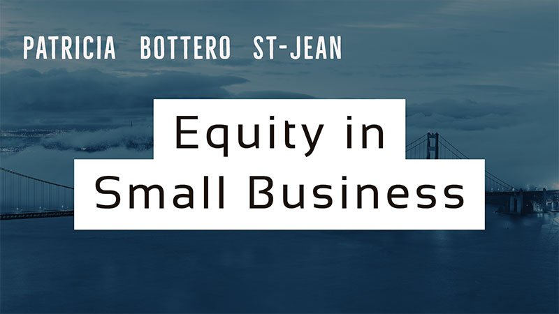 Do I want to grow equity in my small business?