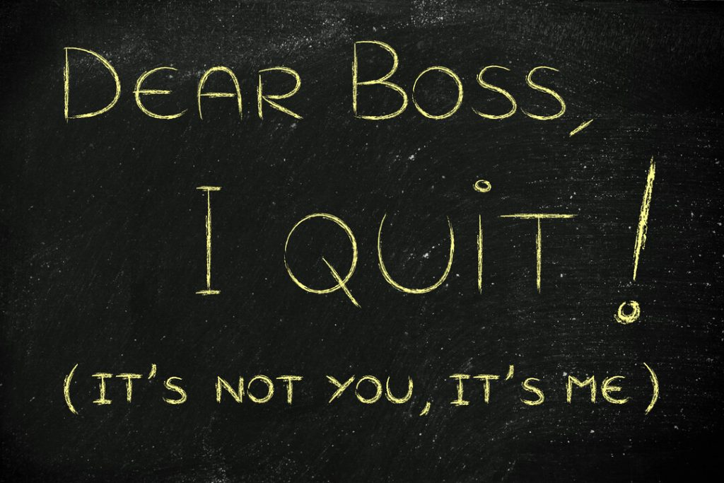 BEFORE YOU QUIT YOUR JOB TO START A BUSINESS…